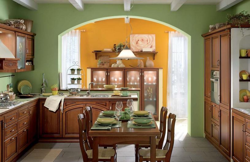 Treo cucine Carlotta итальянские кухни