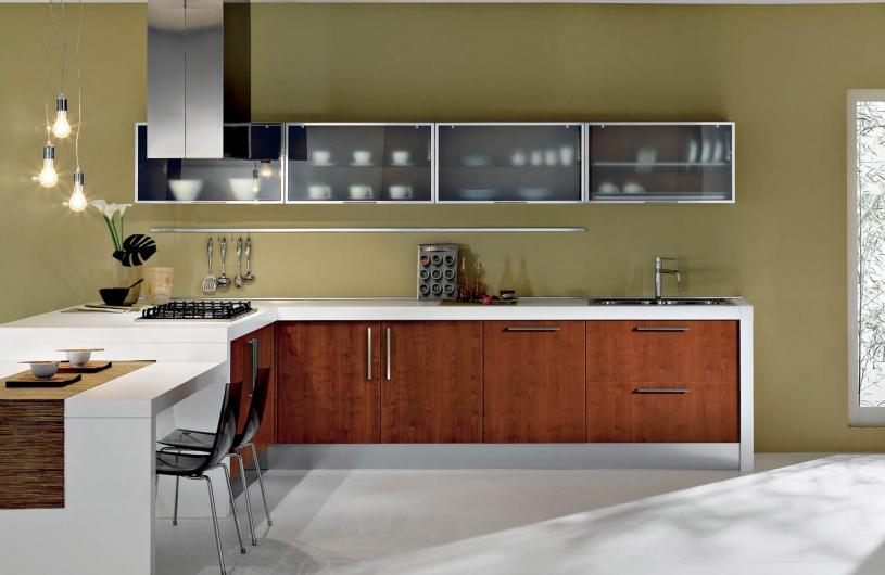 кухни Treo cucine Sandy итальянские