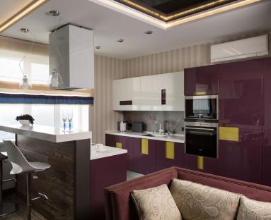 Кухня в стиле минимализм от Ernestomeda