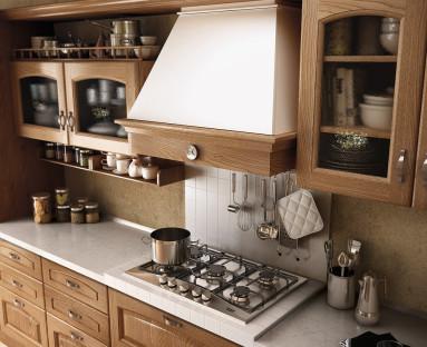 Кухня в стиле кантри от Municchi Cucine