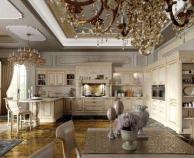 Кухня Ducale