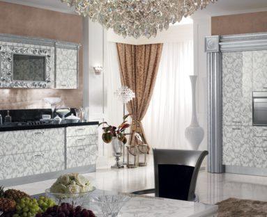 Кухня Majestic Argento