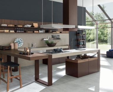 Кухня Arts & Crafts