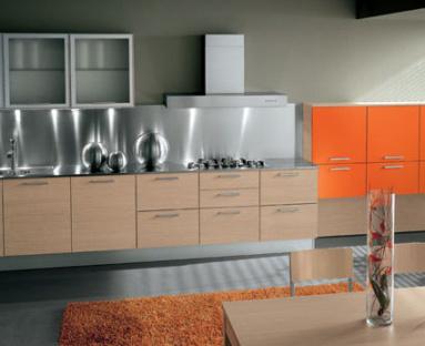 Кухня Mixer