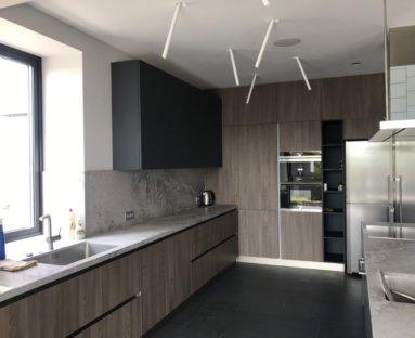 Кухня Infinite фабрики Stosa Cucine